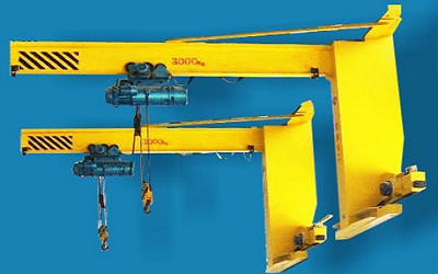 Wall-type Travelling Jib Crane