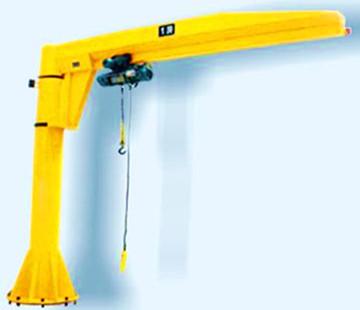 Fixed Column-type Jib Crane