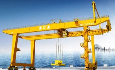 Rail-mounted Container Gantry Crane
