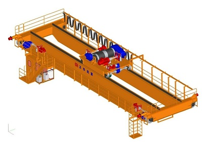 Explosion-proof Double Girder Crane