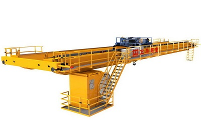 <b>European Double Girder Overhead Crane</b>