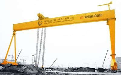 Shipbuilding Gantry Crane