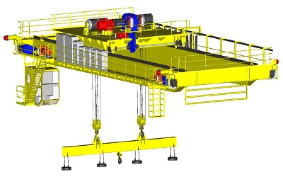 Carrier Beam Crane