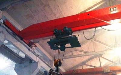 Metallurgical Single Girder Crane