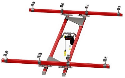 Flexible Light type Crane System