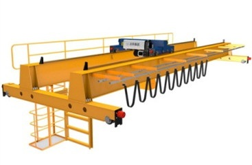<b>Electric Hoist Double Girder Crane</b>