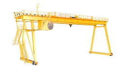 Gantry Crane Working Environment