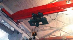 Used Single Girder Overhead Crane