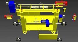 EOT Crane Parts and Check