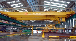 Electromagnetic Overhead Crane - Weihua Cranes