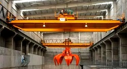 Grab Overhead Crane - Weihua Cranes