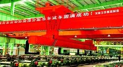 Intelligent Overhead Crane - Weihua Cranes