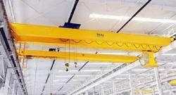 NHL Euro-type Double Girder Overhead Crane