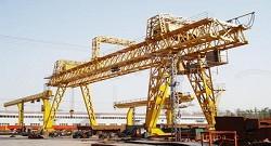 Truss Type Gantry Crane Specification