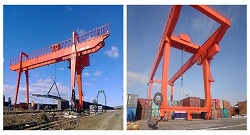 A-type Gantry Crane and U-type Gantry Crane Choose