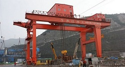 Engineering Gantry Crane Specification