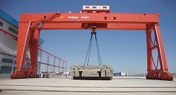 How is the China-Made Gantry Cranes?