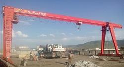 Cement Plant Gantry Crane