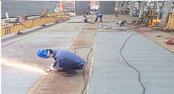 Ship Building Gantry Crane Production Ⅰ | Weihua Cranes
