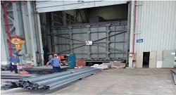 Ship Building Gantry Crane Production Ⅱ | Weihua Cranes