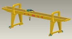 India Gantry Crane for Sale | Weihua Cranes