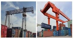 Mongolia Gantry Crane Supplier | Weihua Cranes