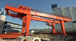 Gantry Crane Maintenance and Check | Weihua Cranes