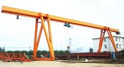 5Ton Electric Hoist Gantry Crane | Weihua Cranes