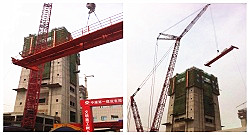 50Ton Mining Overhead Crane Installation   Weihua Cranes