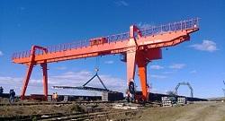 Railway Crane Manufacturer | Weihua Cranes