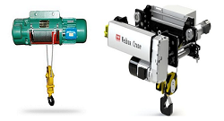 Electric Hoist | Weihua Cranes