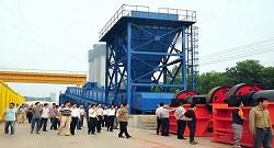 Crane Manufacturer Visit | Weihua Cranes