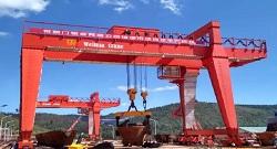 Metallurgical Gantry Crane | Gantry Crane