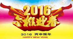 Crane Manufacturers Wish you a Happy New Year 2016