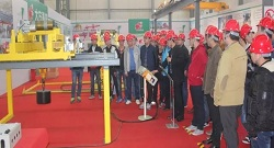 Crane Manufacturers Visit