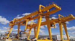 Gantry Crane in Russia - Gantry