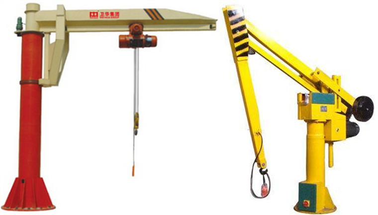 Fixed Column-type Jib Crane