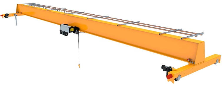 General type European Single Girder Overhead Crane