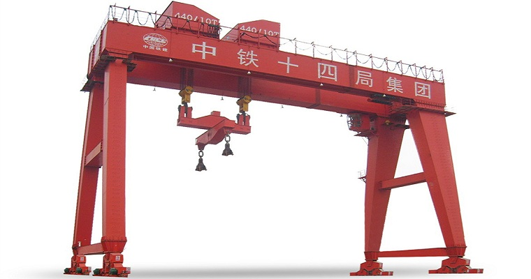 Shield Gantry Crane