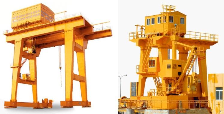 Hydropower Gantry Crane