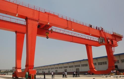 U-type double-girder gantry crane