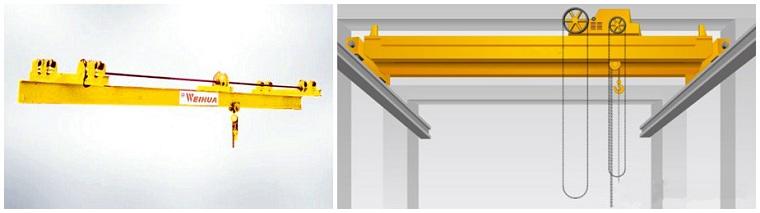 Manual Overhead Crane_Manual Overhead Crane: - Overhead Crane
