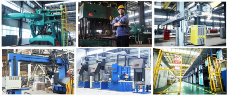 Double girder overhead crane Production process requirement