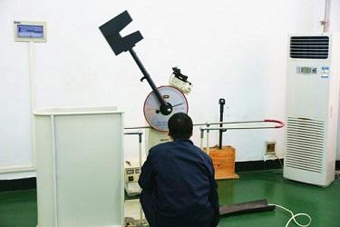 Welding testing
