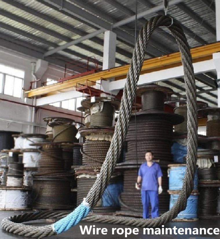Wire Rope Maintenance_Tech Forum: - Overhead Crane | Gantry Crane ...