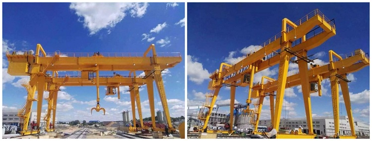 Gantry Crane in Russia